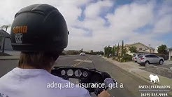 San Diego Motorcycle Accident Lawyer
