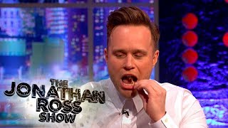 Olly Murs Is Bigger Than Drake In China - The Jonathan Ross Show
