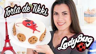 miraculous las aventuras de ladybug 🐞tikki torta decorada ☆ tan dulce