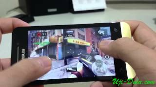 Asus Padfone Mini Review (Indonesia)