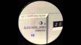 Westbam And Nena - Oldschool Baby (Piano Mix)