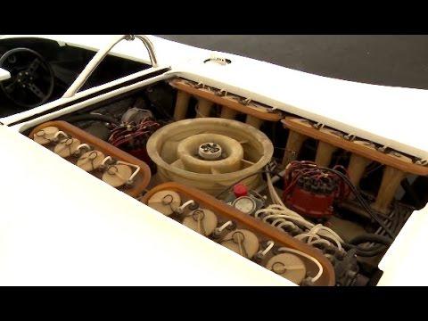 Exclusive: Porsche to run sixteen cylinder engine at Goodwood
