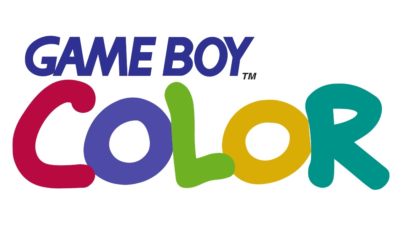 Gameboy colour logotyp