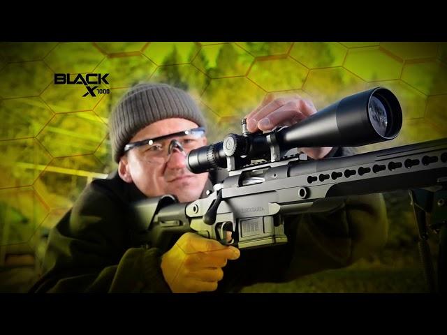 Оптические прицелы  Nikon BLACK X1000
