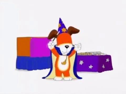 Kipper the Dog. The Magic Act
