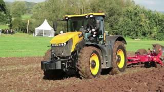 Machinery: JCB 8000 Fastrac launch