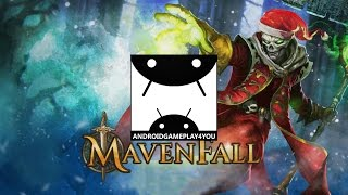 Mavenfall Android GamePlay Trailer (1080p) (By Blue Tea Games) [Game For Kids]
