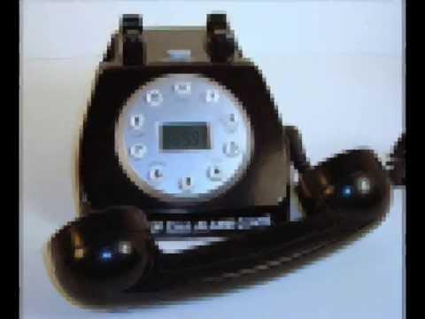 Wake Up Call Talking Alarm Clock