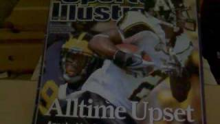 Appalachian State's Sports Illustrated Cover