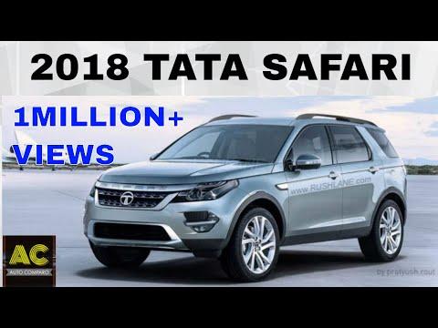 1M+ Views. TATA SAFARI 2018. Spec's, Latest News, Launch Details.
