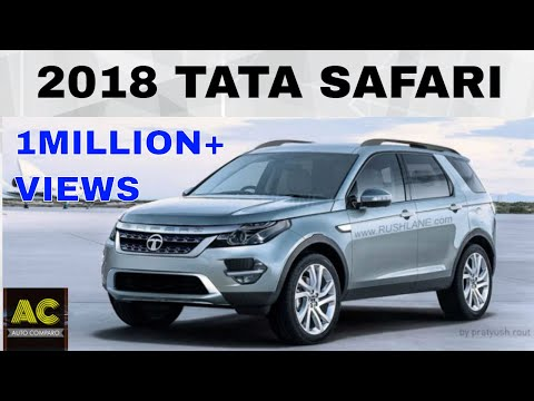 Tata Safari 2018 Model >> TATA SAFARI 2018. Spec's, Latest News, Launch Details. - YouTube