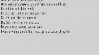 Dru - Aint No Sunshine lyrics