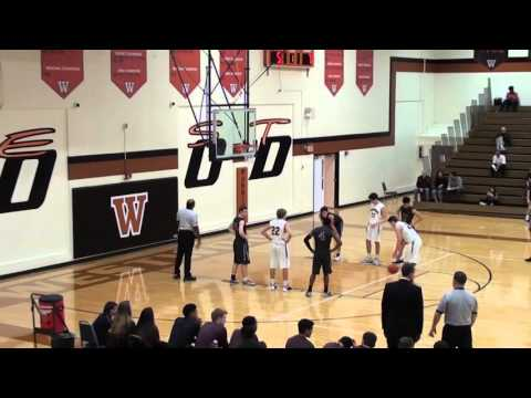 2016 01 19 - RRISD WestWood Warriors (84) vs (65) RRISD Round Rock Dragons