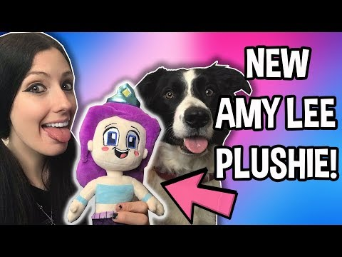 ♥ OMG LIMITED EDITION AMY LEE PLUSHIE! Order Now! ♥
