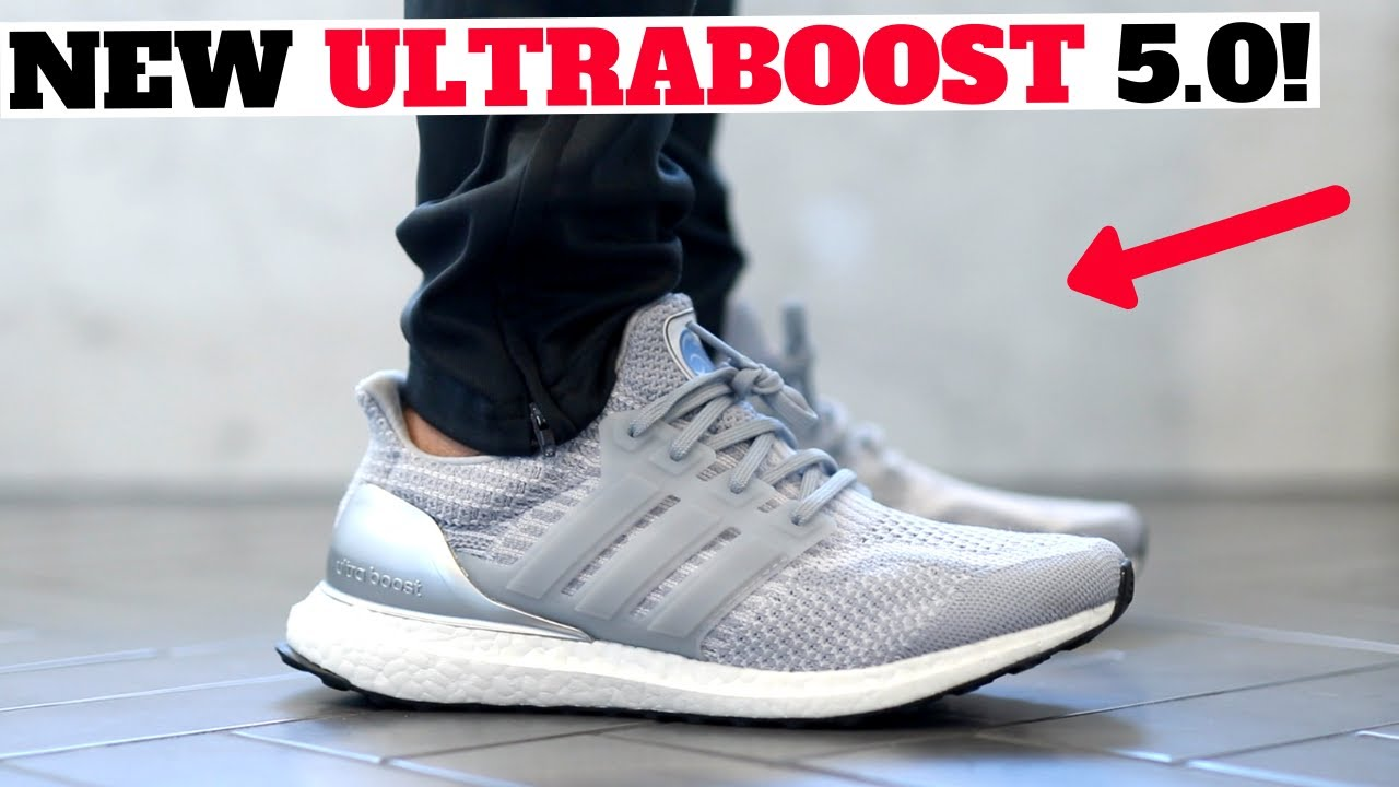 NEW adidas UltraBOOST 5.0 DNA Review! Comparison to 1.0, 2.0, 3.0, 4.0 On Feet!