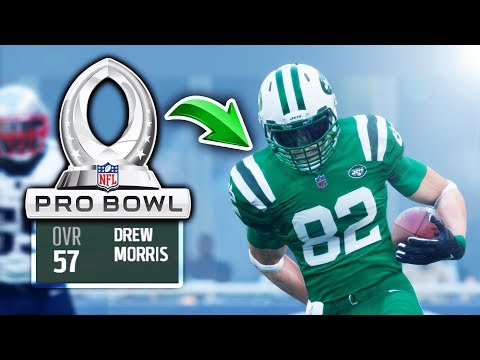 WORST WR IN THE NFL MAKES THE PRO BOWL! Madden 18 Brutally Honest WR Career Ep. 7