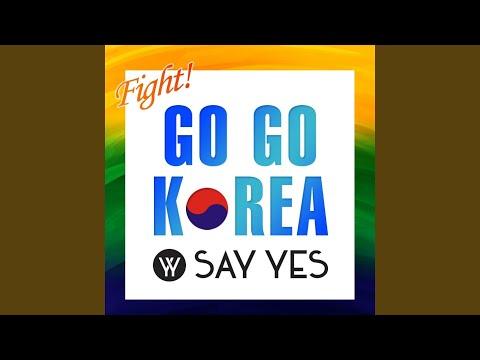 Go Go Korea!!