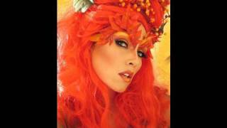 Poison Ivy (Uma Thurman- Batman) Costume Make-Up (by kandee)   Kandee Johnson thumbnail
