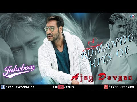 Ajay Devgan Romantic Hits  Bollywood Romantic Songs Collection  JUKEBOX  Evergreen Love Songs