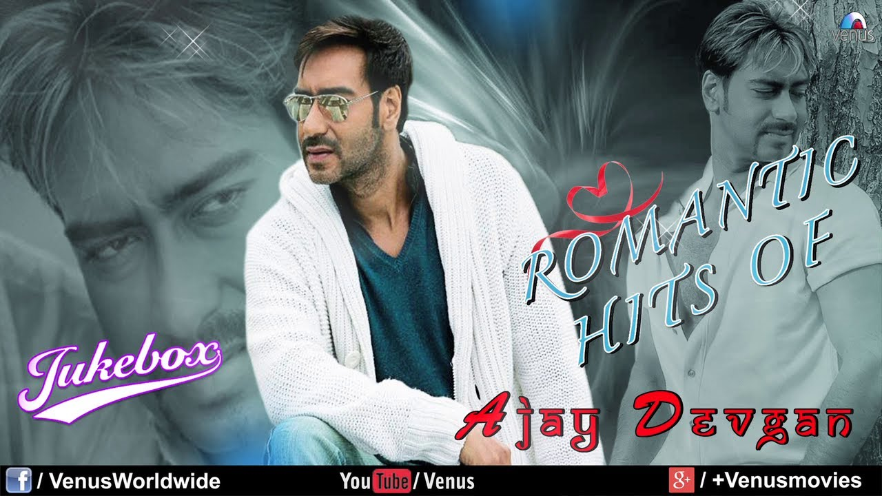 Ajay Devgan Romantic Hits Bollywood Romantic Songs Collection