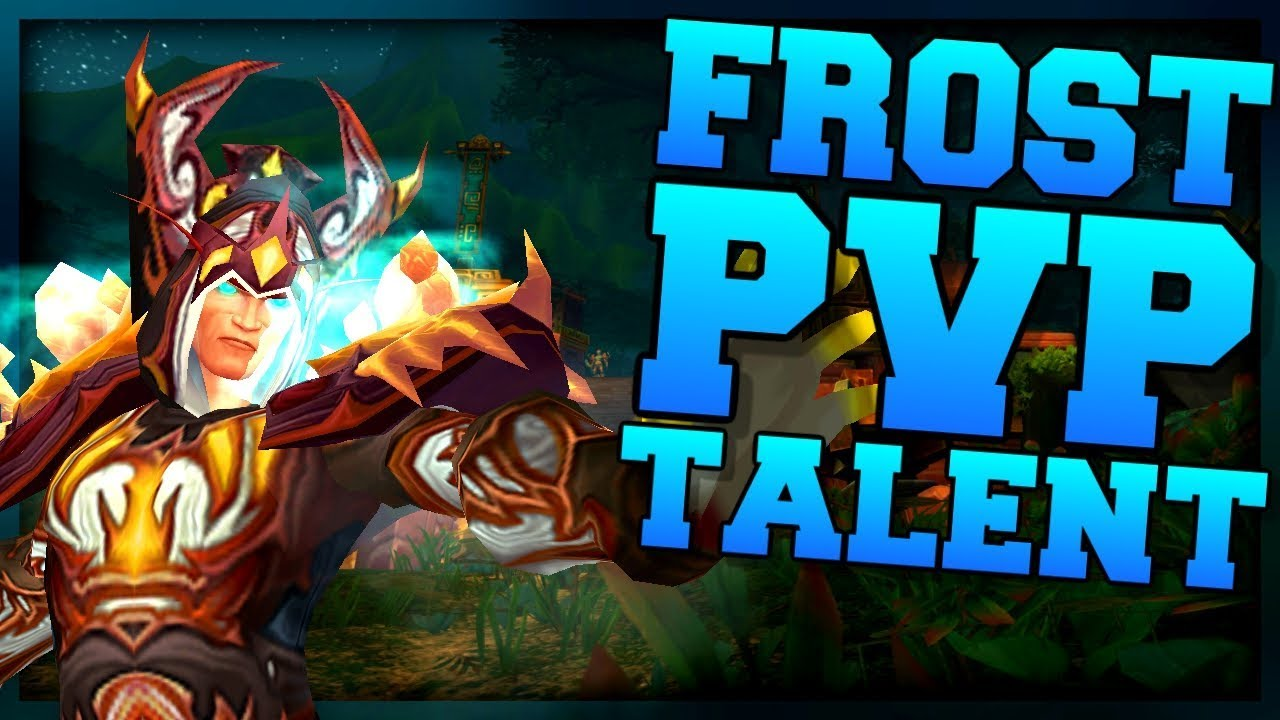 Frost Mage PvP Talents BFA BETA | Patch 8 0 1 | World of Warcraft Battle  for Azeroth