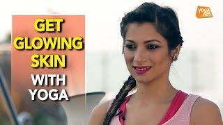 Yoga For Glowing Skin | Child Pose | Yoga Tak
