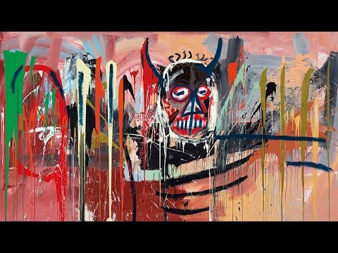 Jean-Michel Basquiat - The Radiant Child - Artracaille 16-04-2013