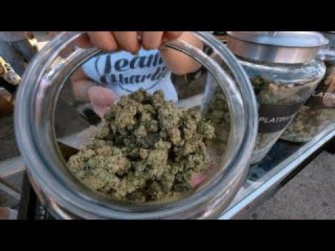 Study: Marijuana more popular than cigarettes among teens