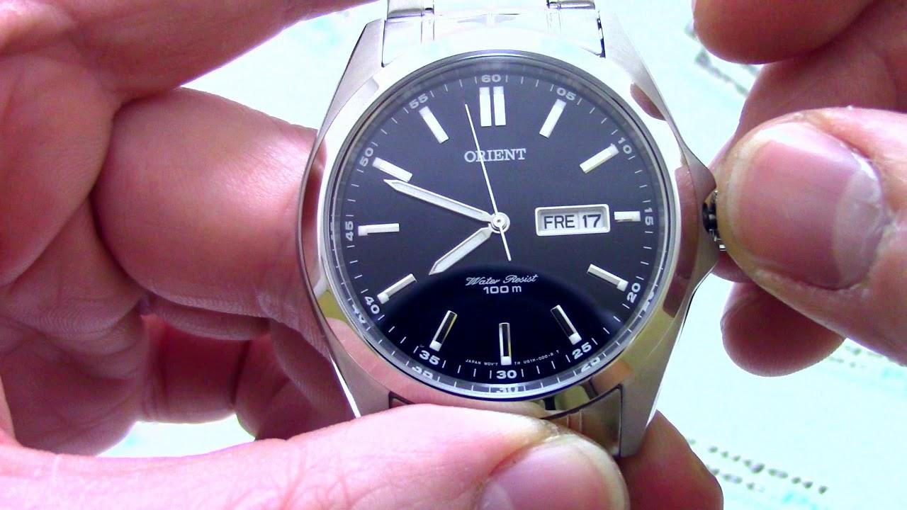 Часы Orient UG1H001D Часы Earnshaw ES-8042-02
