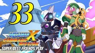 Best Friends Play Megaman X: Command Mission (Part 33)