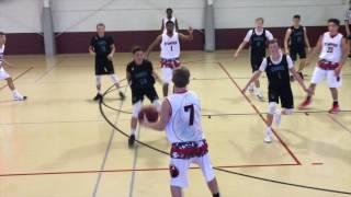 Jayden Lewallen Kellyville AAU Tournament Highlights