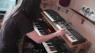 Deathstars - The Last Ammunition - Keyboard Cover