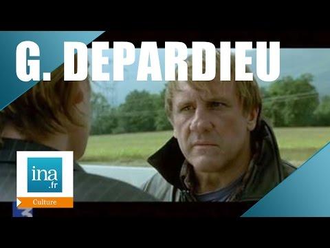 """Gérard et Guillaume Depardieu """"Aime ton père""""   Archive INA"""
