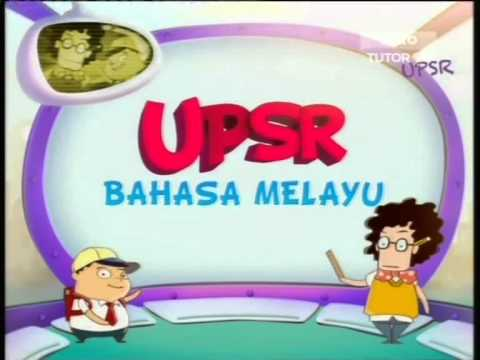 Bahasa Melayu UPSR - ulasan cerita negatif