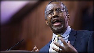 urgent watch ben carson give a chilling 7 word warning about trump this is huge
