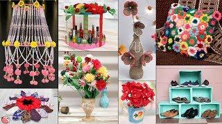 8 DIY Room Decor & Organization Ideas !!! DIY Handmade Things
