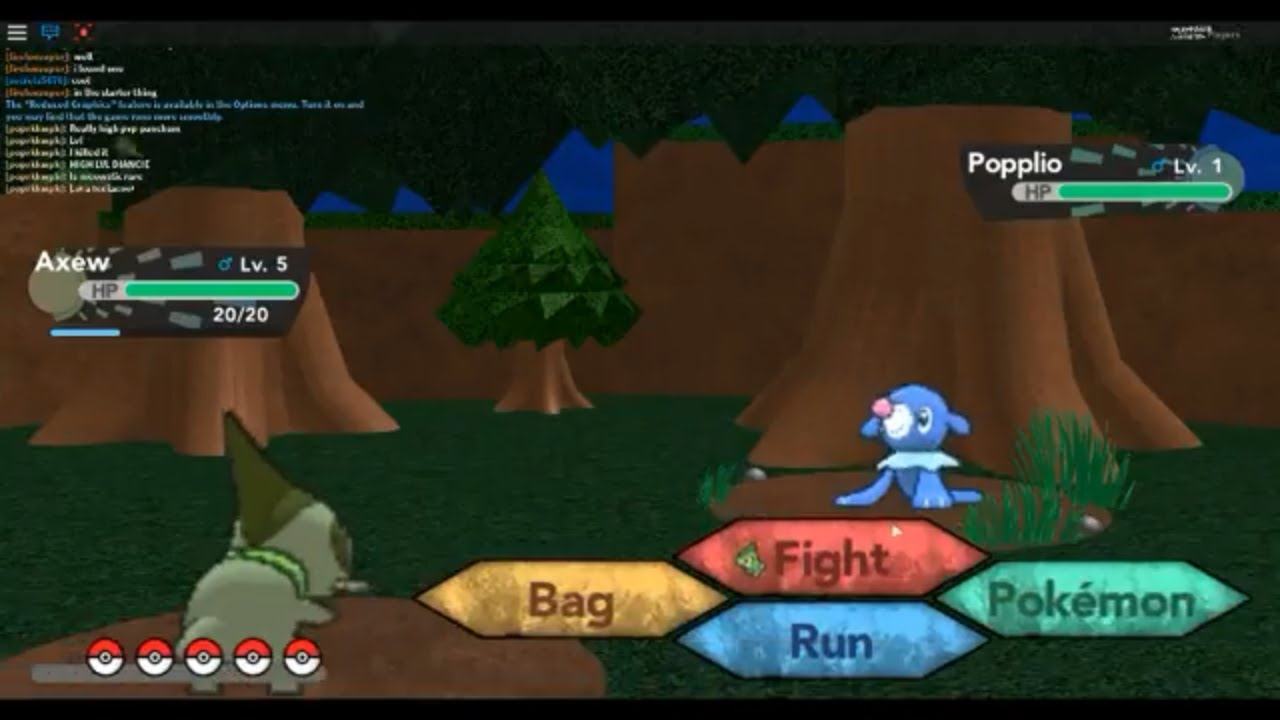 pokemon breeze roblox game