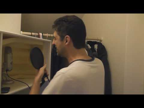 Recording Vocally Stressful Noises (Uncut Recording Session) - #PerformanceMatters