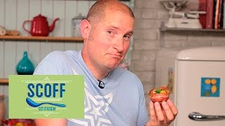 Father's Day Breakfast In Bed: Egg And Bacon Cups   Keep Calm And Bake S12e1/8