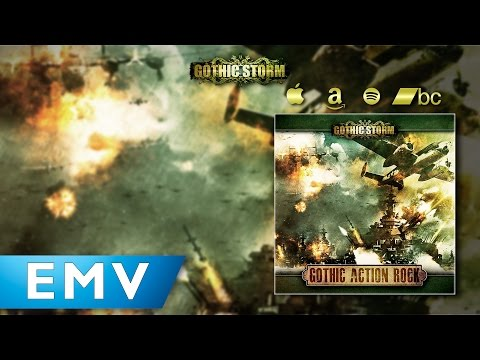 [Gothic Storm] Gabriel Brosteanu & Samuel Wale - Darkstar Rising (Gothic Action Rock)