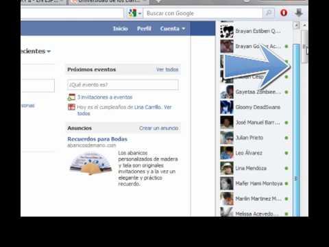 Como Ver Todos Los Conectados En El Chat De Facebook