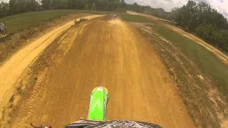 Haspin Acres GoPro motocross Race