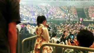 2018年8月1日、横浜アリーナで行われたAKB48世界選抜総選挙ランク外コン...