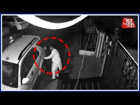 Amritsar हादसे के तुरंत बाद भाग निकला रावण दहन का आयोजक Saurabh Madan, Video आया सामने