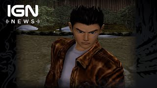 Shenmue 1 and 2 Arrives This Year - IGN News