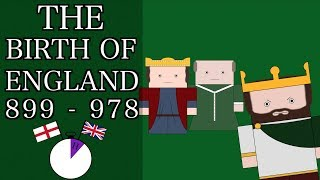 Ten Minute English and British History #06 - The Birth of England