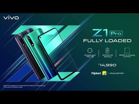 #fullyloaded-#vivoz1pro-|-qualcomm-snapdragon-712aie-processor