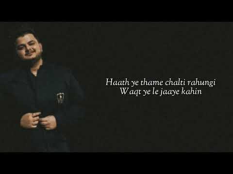 Aaj Bhi (Lyrics) Vishal Mishra   Ali Fazal, Surbhi Jyoti   VYRLOriginals