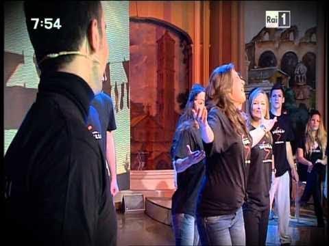 C'era una volta ...Scugnizzi 2011 - RAI 1 - A' Città e Pullecenella