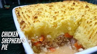 Shiokman Shepherds Pie but with Chicken instead of Lamb